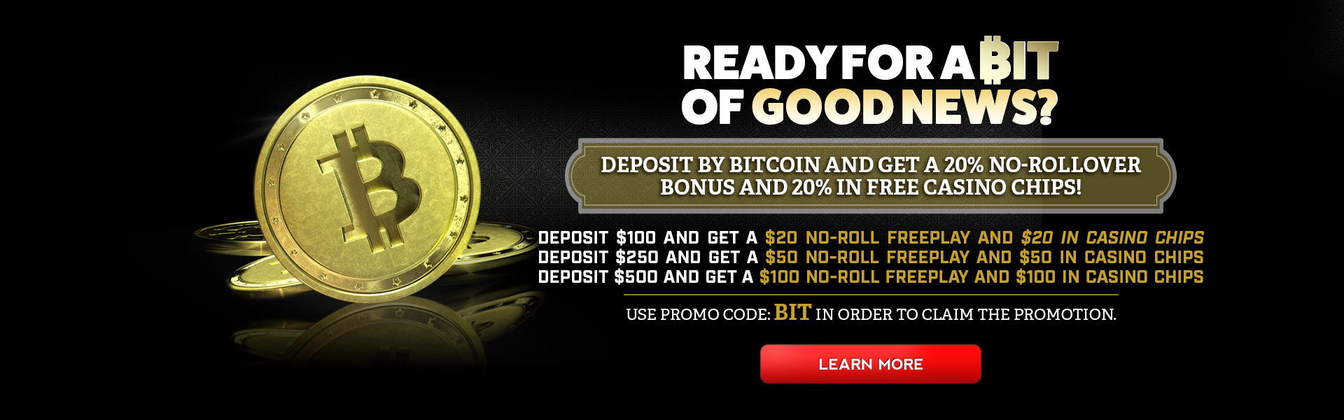 Bitcoins Promotion