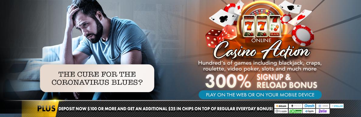 Casino Promotion 2020